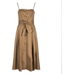 Oblečenie Ženy Dlhé šaty EAX  Béžová
