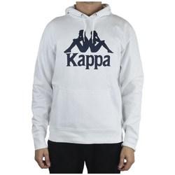 Oblečenie Muži Mikiny Kappa Taino Hooded Biela
