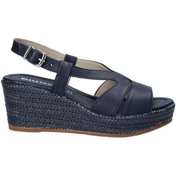 Topánky Ženy Sandále Valleverde 32211 Modrá