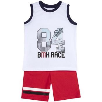 Oblečenie Deti Súpravy vrchného oblečenia Chicco 09076975000000 Biely