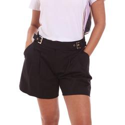 Oblečenie Ženy Šortky a bermudy Fracomina FR21SP1006W44001 čierna