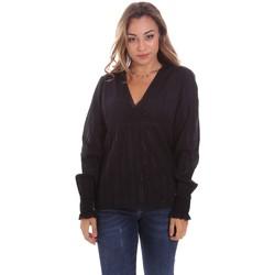 Oblečenie Ženy Blúzky Gaudi 111BD45024 čierna