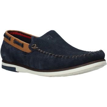 Topánky Muži Mokasíny Wrangler WM01140A Modrá