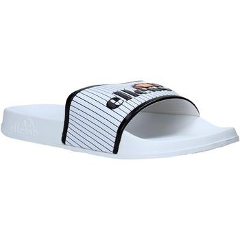 Topánky Muži športové šľapky Ellesse OS EL11M74500 Biely