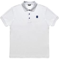 Oblečenie Muži Polokošele s krátkym rukávom Refrigiwear RM0T19001PX9032 Biely