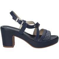 Topánky Ženy Sandále Valleverde 32501 Modrá
