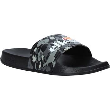 Topánky Muži športové šľapky Ellesse OS EL11M74502 čierna