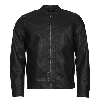Oblečenie Muži Kožené bundy a syntetické bundy Only & Sons  ONSMIKE Čierna
