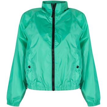 Oblečenie Ženy Bundy  EAX  Zelená