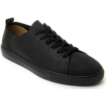 Topánky Muži Derbie Montevita 71854 BLACK