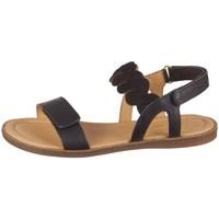 Topánky Dievčatá Sandále Bisgaard 719451211000 Čierna