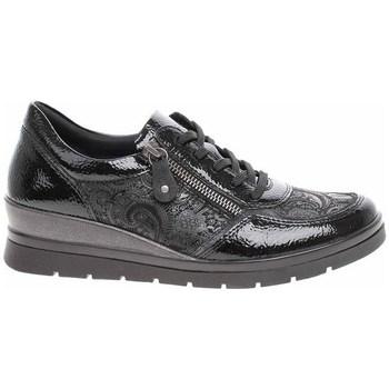 Topánky Ženy Nízke tenisky Remonte Dorndorf R070103 Čierna
