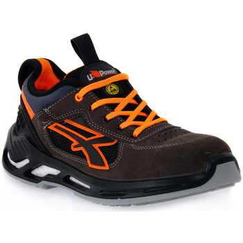 Topánky Muži Univerzálna športová obuv U Power RYDER ESD S1P SRC Grigio