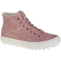 Topánky Ženy Polokozačky Big Star EE274113 Ružová
