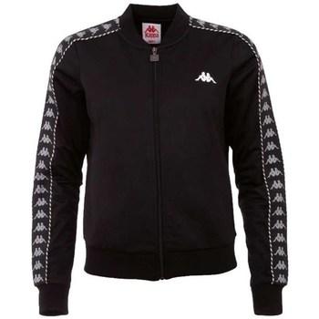 Oblečenie Ženy Mikiny Kappa Imilia Training Jacket Čierna