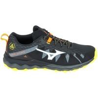 Topánky Muži Bežecká a trailová obuv Mizuno Wave Daichi Marine Gris Modrá