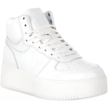 Topánky Ženy Členkové tenisky Windsor Smith WHITE THRIVE Bianco