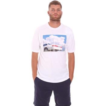 Oblečenie Muži Tričká s krátkym rukávom Sseinse TE1825SS Biely