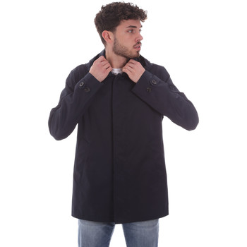 Oblečenie Muži Kabáty Navigare NV68103 Modrá