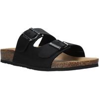Topánky Muži Šľapky Bionatura 11THESU-I-CRHNER čierna