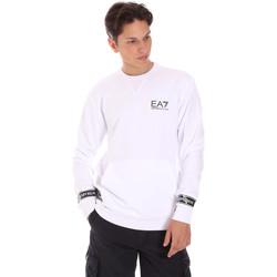 Oblečenie Muži Mikiny Ea7 Emporio Armani 3KPM22 PJ05Z Biely