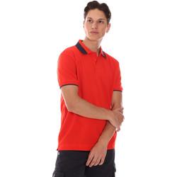 Oblečenie Muži Polokošele s krátkym rukávom Invicta 4452240/U Červená