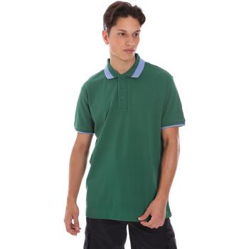 Oblečenie Muži Polokošele s krátkym rukávom Invicta 4452240/U Zelená