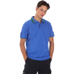 Oblečenie Muži Polokošele s krátkym rukávom Invicta 4452240/U Modrá