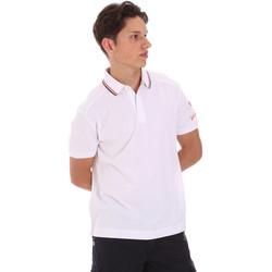 Oblečenie Muži Polokošele s krátkym rukávom Invicta 4452241/U Biely