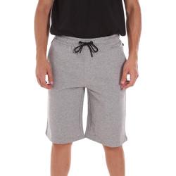 Oblečenie Muži Šortky a bermudy Ciesse Piumini 215CPMP71415 C4410X Šedá