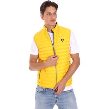 Oblečenie Muži Cardigany Ciesse Piumini 215CFMV11394 N021D0 žltá
