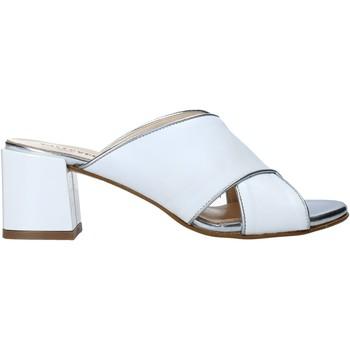 Topánky Ženy Šľapky Valleverde 38201 Biely