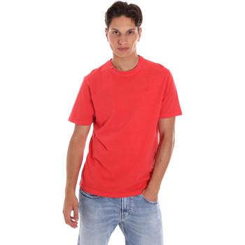 Oblečenie Muži Tričká s krátkym rukávom Ciesse Piumini 215CPMT01455 C2410X Červená
