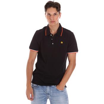 Oblečenie Muži Polokošele s krátkym rukávom Ciesse Piumini 215CPMT21423 C2510X čierna