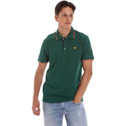 Oblečenie Muži Polokošele s krátkym rukávom Ciesse Piumini 215CPMT21423 C2510X Zelená