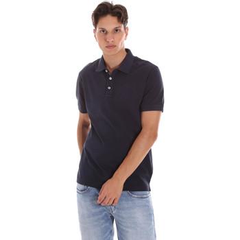 Oblečenie Muži Polokošele s krátkym rukávom Ciesse Piumini 215CPMT21454 C0530X Modrá