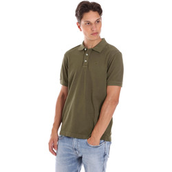 Oblečenie Muži Polokošele s krátkym rukávom Ciesse Piumini 215CPMT21454 C0530X Zelená