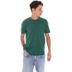 Oblečenie Muži Polokošele s krátkym rukávom Ciesse Piumini 215CPMT01455 C2410X Zelená