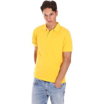 Oblečenie Muži Polokošele s krátkym rukávom Ciesse Piumini 215CPMT21454 C0530X žltá