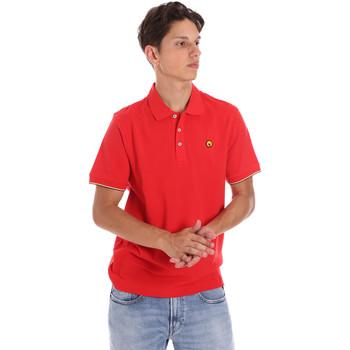 Oblečenie Muži Polokošele s krátkym rukávom Ciesse Piumini 215CPMT21424 C0530X Červená