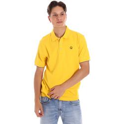 Oblečenie Muži Polokošele s krátkym rukávom Ciesse Piumini 215CPMT21424 C0530X žltá
