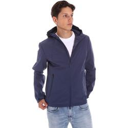 Oblečenie Muži Saká a blejzre Ciesse Piumini 215CPMJ31396 P7B23X Modrá
