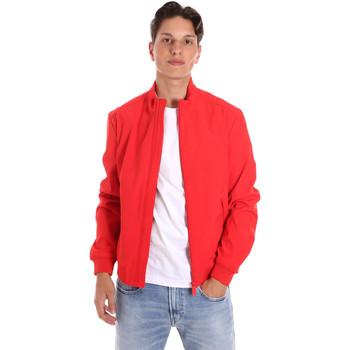 Oblečenie Muži Saká a blejzre Ciesse Piumini 205CPMJB1219 P7B23X Červená