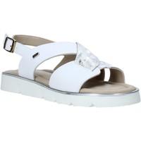 Topánky Ženy Sandále Valleverde 32120 Biely