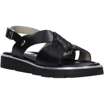 Topánky Ženy Sandále Valleverde 32120 čierna