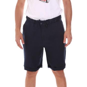Oblečenie Muži Šortky a bermudy Sseinse PB737SS Modrá