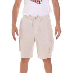 Oblečenie Muži Šortky a bermudy Sseinse PB756SS Béžová