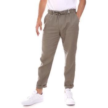 Oblečenie Muži Nohavice Sseinse PSE736SS Béžová