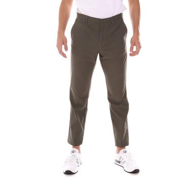 Oblečenie Muži Nohavice Chinos a Carrot Colmar 0504W 8RR Zelená