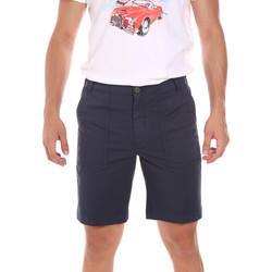 Oblečenie Muži Šortky a bermudy Colmar 0866T 8SP Modrá